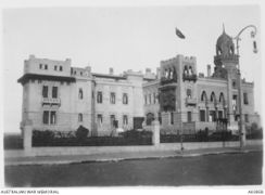 No 19 British General Hospital at Alexandria